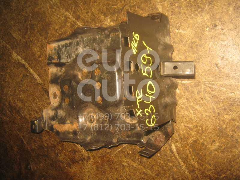 Крепление АКБ (корпус/подставка) для Nissan X-Trail (T30) 2001-2006 - Фото №1