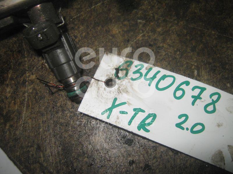 Форсунка инжекторная электрическая для Nissan X-Trail (T30) 2001-2006 - Фото №1