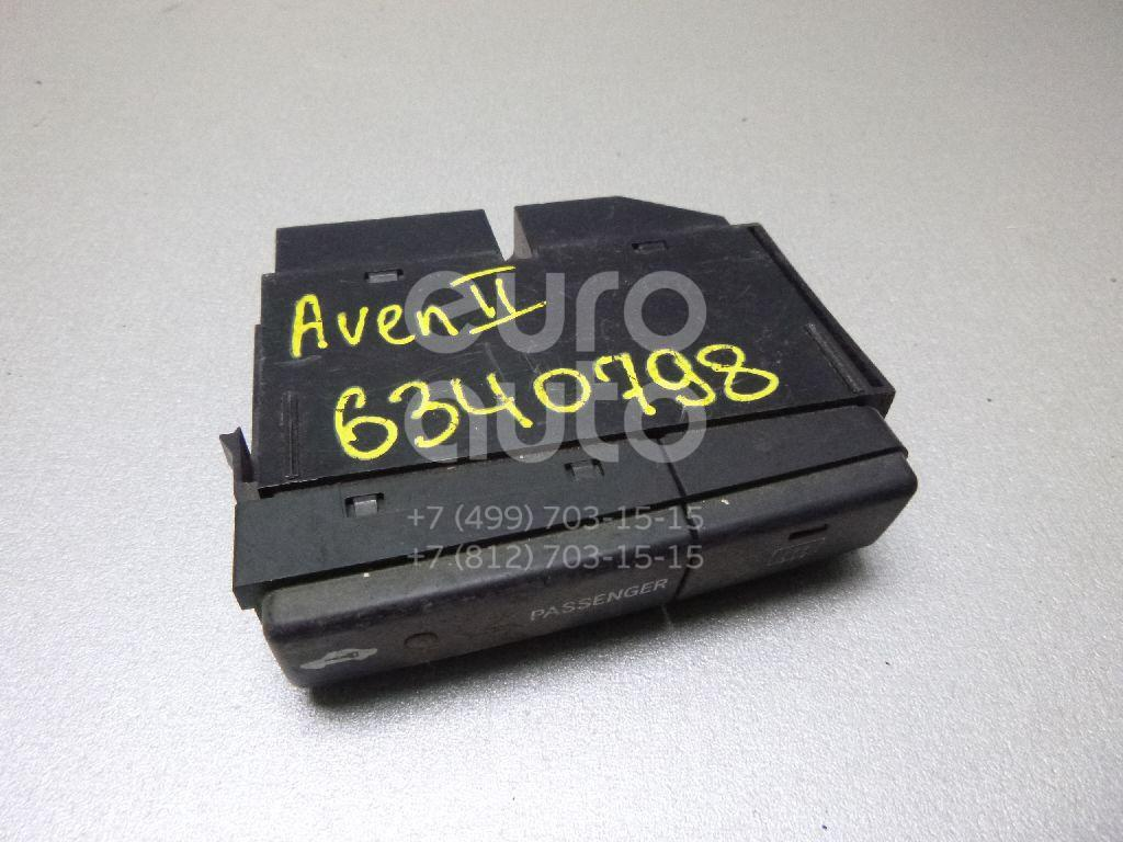 Кнопка обогрева заднего стекла для Toyota Avensis II 2003-2008 - Фото №1