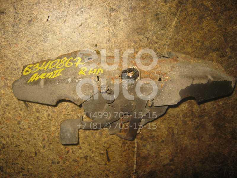 Замок капота для Toyota Avensis II 2003-2008 - Фото №1