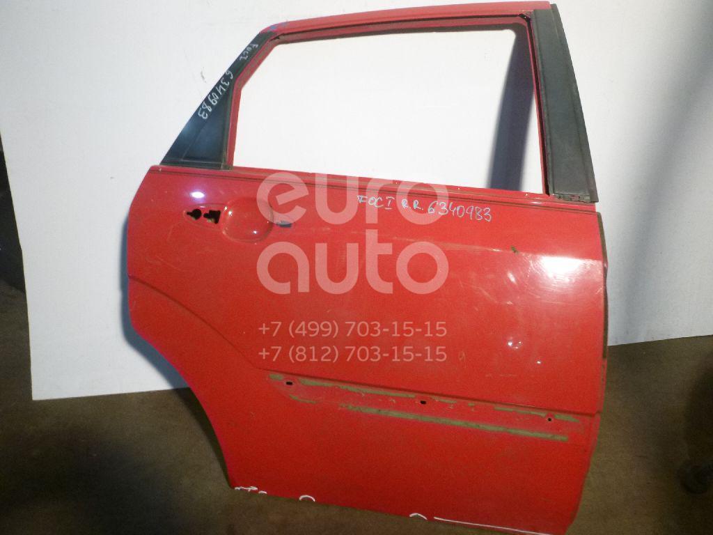 Дверь задняя правая для Ford Focus I 1998-2004 - Фото №1