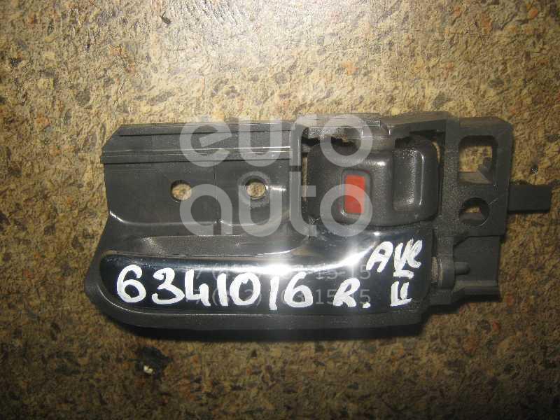Ручка двери внутренняя правая для Toyota Avensis II 2003-2008;Corolla E12 2001-2007 - Фото №1