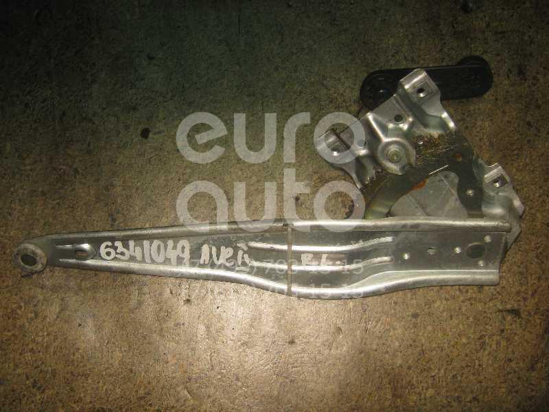 Стеклоподъемник механ. задний левый для Toyota Avensis II 2003-2008 - Фото №1