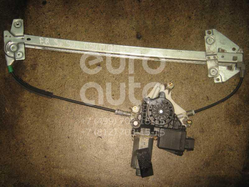 Стеклоподъемник электр. передний правый для Mitsubishi Space Star 1998-2004 - Фото №1
