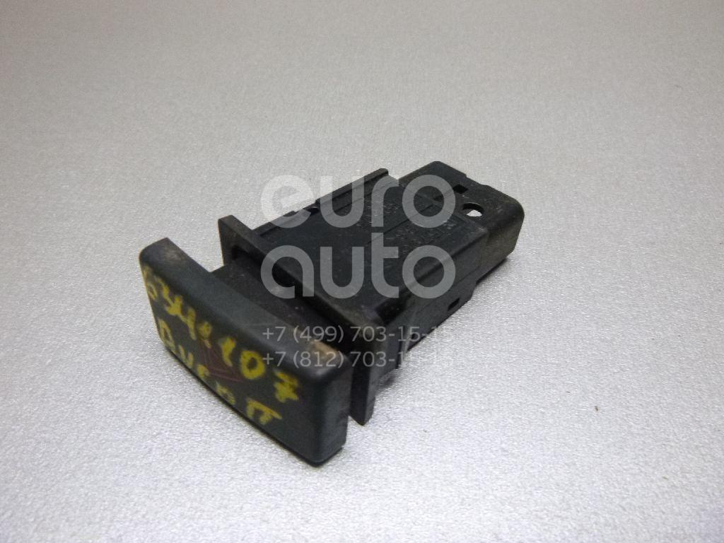 Кнопка аварийной сигнализации для Toyota Avensis II 2003-2008 - Фото №1