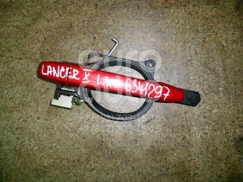 Ручка двери задней наружная левая для Mitsubishi Lancer (CX,CY) 2007> - Фото №1