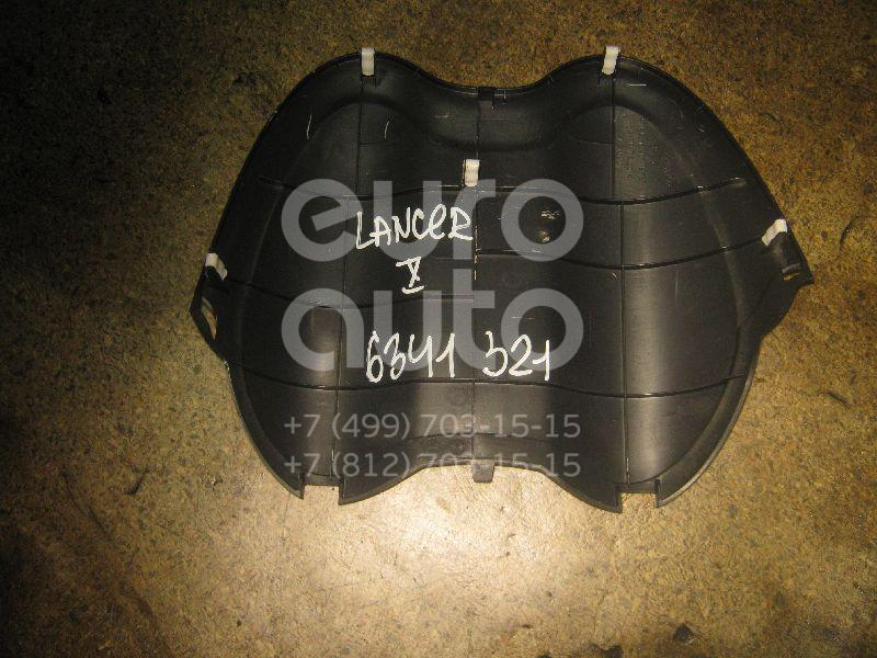Накладка декоративная для Mitsubishi Lancer (CX,CY) 2007> - Фото №1