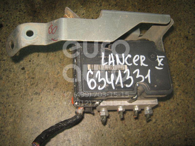 Блок ABS (насос) для Mitsubishi Lancer (CX,CY) 2007> - Фото №1