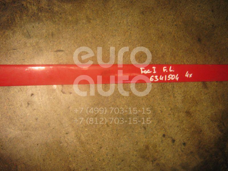 Молдинг передней левой двери для Ford Focus I 1998-2005 - Фото №1