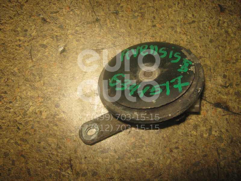 Сигнал звуковой для Toyota Avensis II 2003-2008;Avensis I 1997-2003 - Фото №1