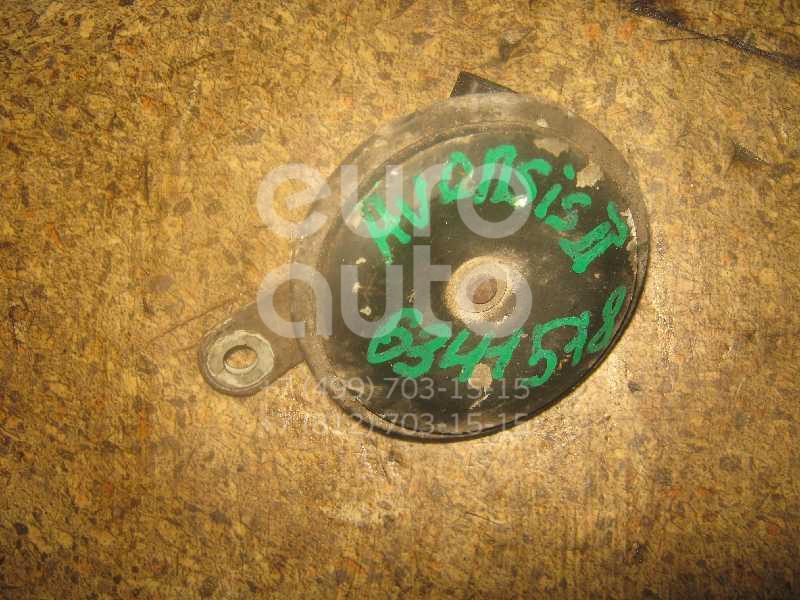 Сигнал звуковой для Toyota Avensis II 2003-2008;Yaris 2005-2011 - Фото №1