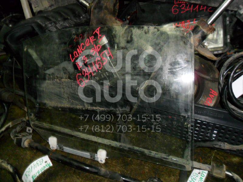 Стекло двери задней правой для Mitsubishi Lancer (CX,CY) 2007> - Фото №1