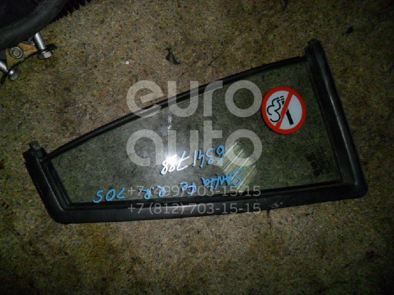 Стекло двери задней правой (форточка) для Hyundai Santa Fe (SM)/ Santa Fe Classic 2000-2012 - Фото №1
