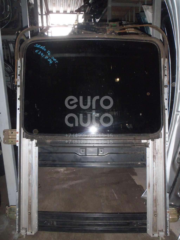 Люк в сборе электрический для Hyundai Santa Fe (SM)/ Santa Fe Classic 2000-2012 - Фото №1