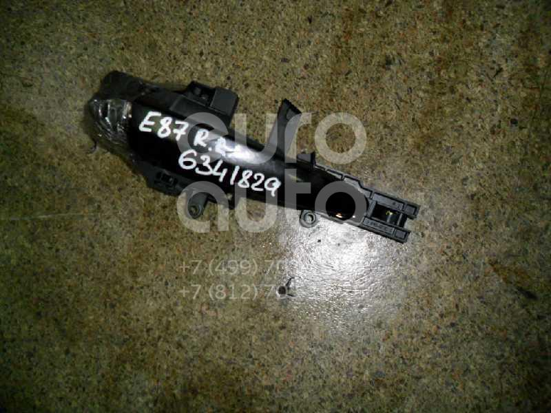 Ручка двери задней наружная правая для BMW 1-серия E87/E81 2004-2011 - Фото №1