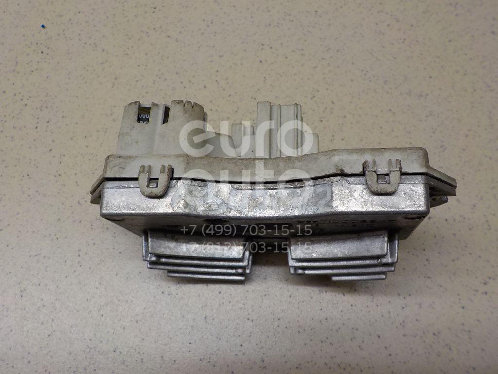 Резистор отопителя для BMW 1-серия E87/E81 2004-2011 - Фото №1