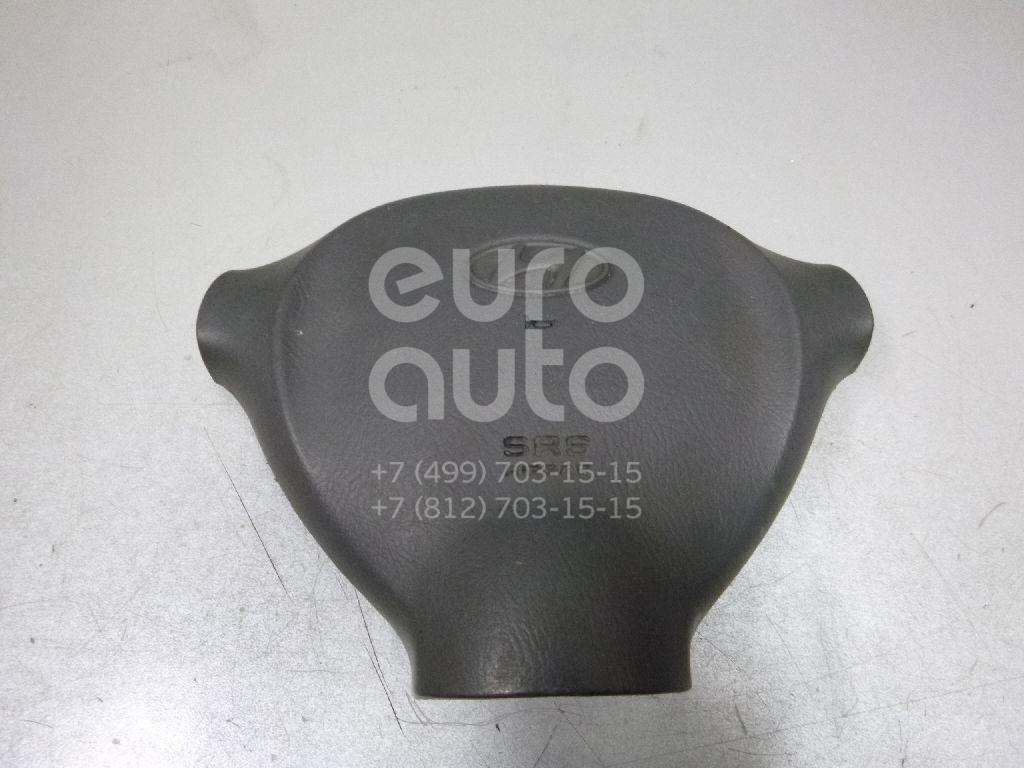 Подушка безопасности в рулевое колесо для Hyundai Santa Fe (SM) 2000-2005 - Фото №1