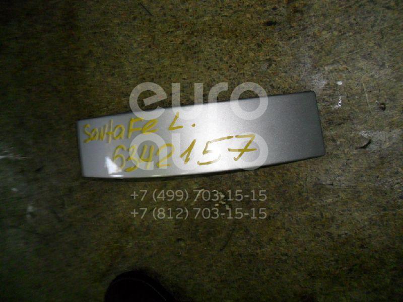 Планка под фонарь левая для Hyundai Santa Fe (SM)/ Santa Fe Classic 2000-2012 - Фото №1