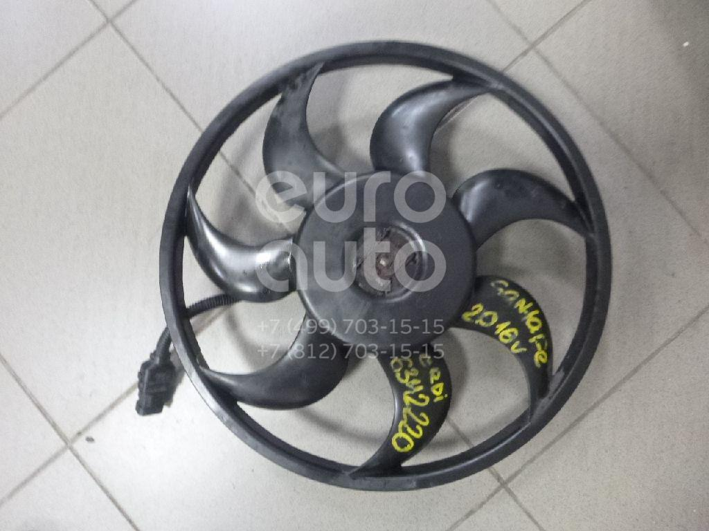 Вентилятор радиатора для Hyundai Santa Fe (SM) 2000-2005 - Фото №1