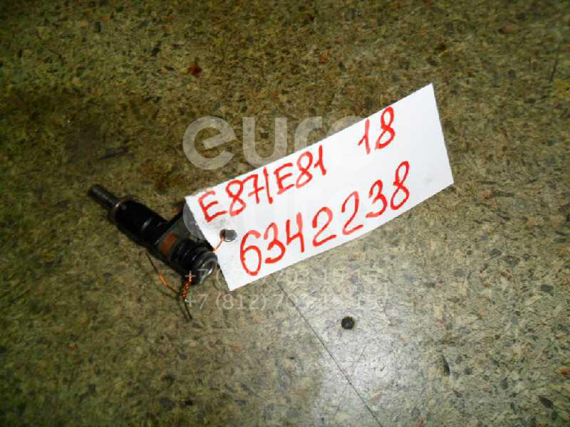Форсунка инжекторная электрическая для BMW 1-серия E87/E81 2004-2011;3-серия E90/E91 2005-2012;5-серия E60/E61 2003-2009;3-серия E92/E93 2006-2012;X1 E84 2009-2015 - Фото №1