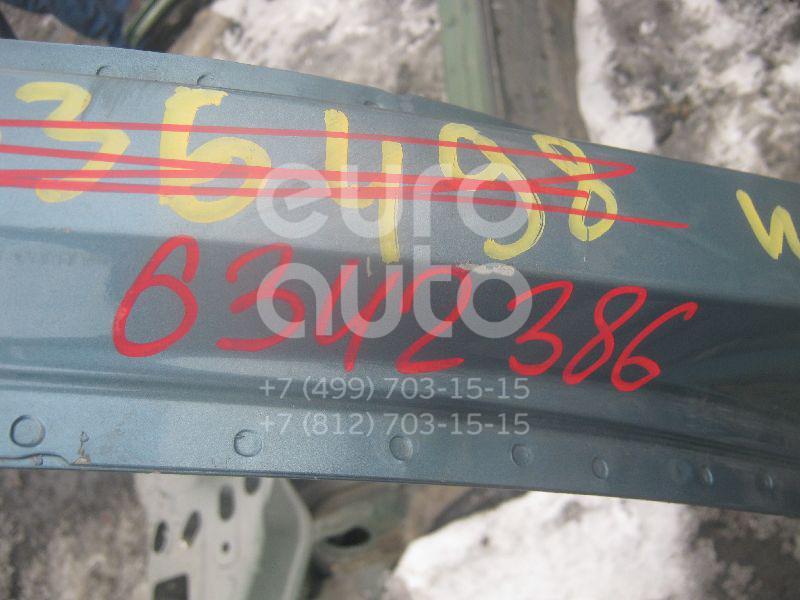 Порог со стойкой правый для Mercedes Benz W203 2000-2006 - Фото №1