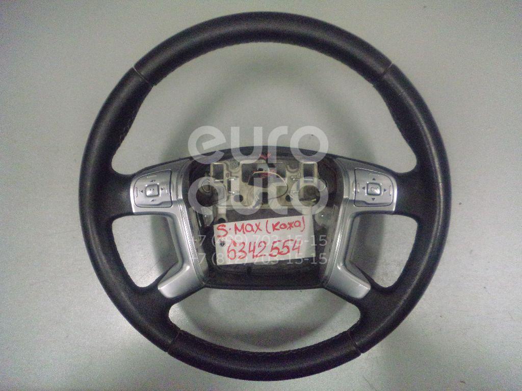 Рулевое колесо для AIR BAG (без AIR BAG) для Ford S-MAX 2006-2015 - Фото №1