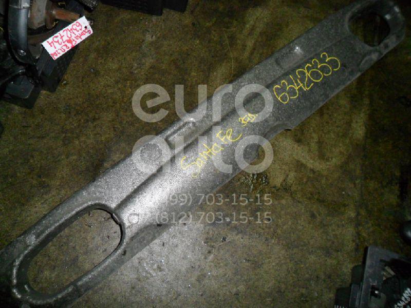 Наполнитель заднего бампера для Hyundai Santa Fe (SM) 2000-2005 - Фото №1