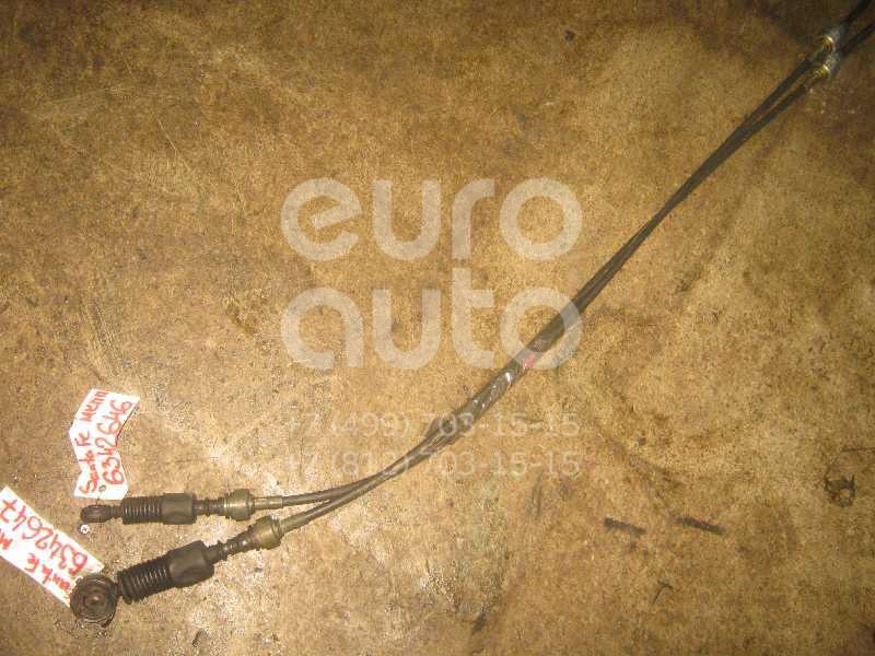 Трос КПП для Hyundai Santa Fe (SM) 2000-2005 - Фото №1