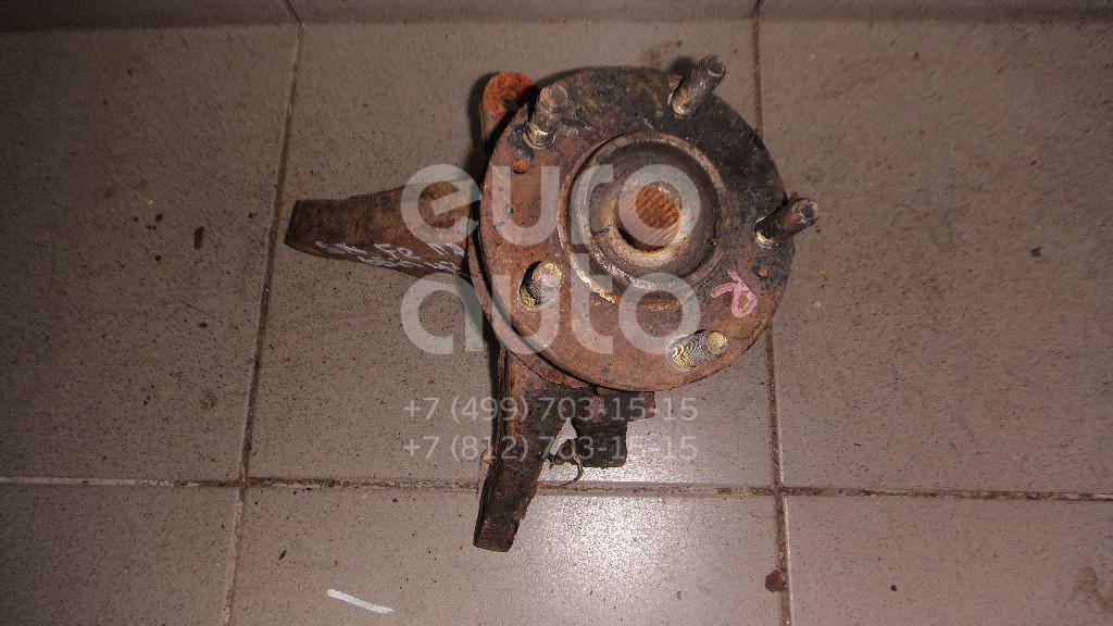 Кулак поворотный передний правый для Hyundai Santa Fe (SM) 2000-2005 - Фото №1
