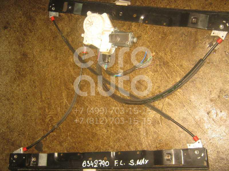 Стеклоподъемник электр. передний левый для Ford S-MAX 2006-2015;Galaxy 2006-2015 - Фото №1