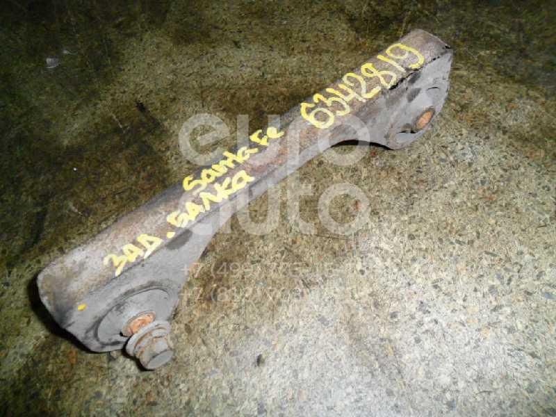 Кронштейн задней балки для Hyundai Santa Fe (SM) 2000-2005 - Фото №1