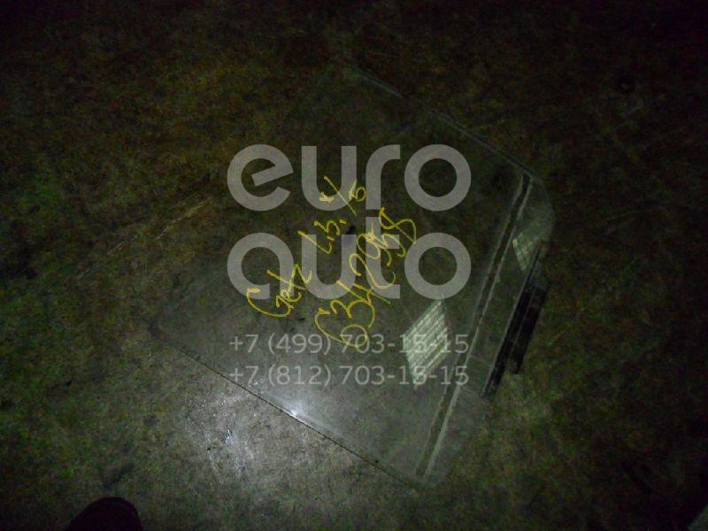 Стекло двери задней левой для Hyundai Getz 2002-2010 - Фото №1