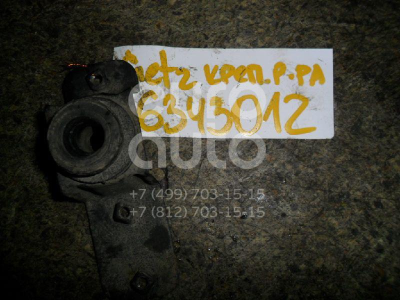 Кронштейн радиатора для Hyundai Getz 2002-2010 - Фото №1