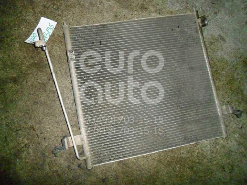 Радиатор кондиционера (конденсер) для Mitsubishi L200 (KB) 2006> - Фото №1