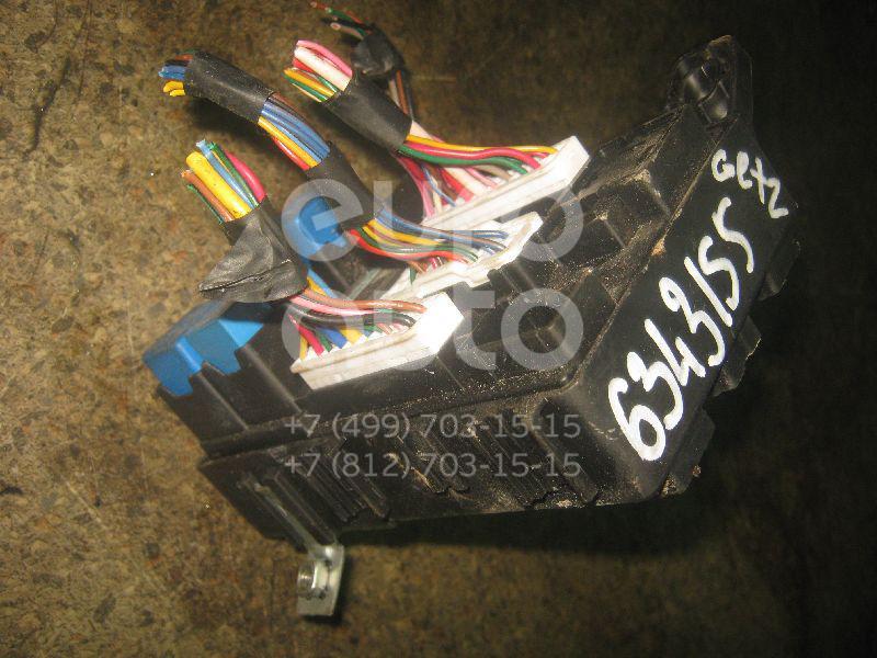 Блок предохранителей для Hyundai Getz 2002-2010 - Фото №1