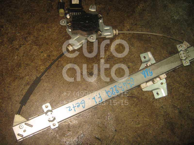 Стеклоподъемник электр. передний левый для Hyundai Getz 2002-2010 - Фото №1