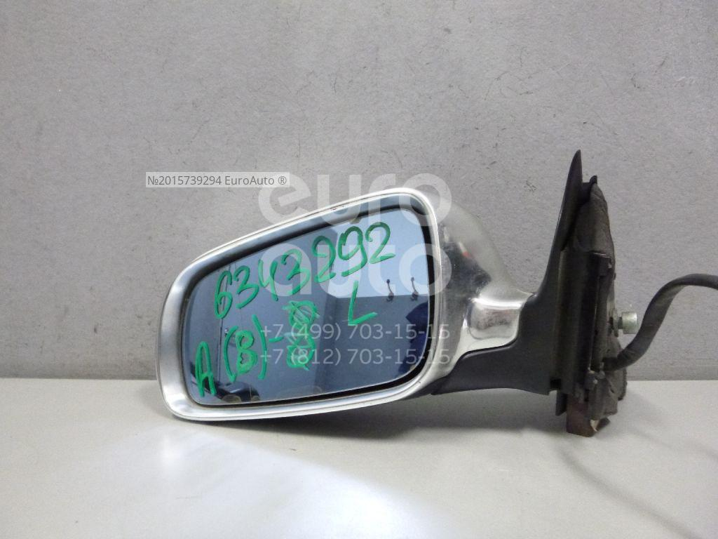Зеркало левое электрическое для Audi A8 [4D] 1994-1998 - Фото №1