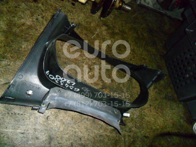 Накладка (кузов внутри) для Mitsubishi L200 (KB) 2006> - Фото №1
