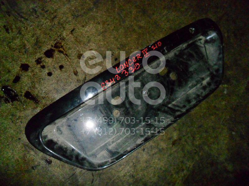 Накладка крышки багажника для Mitsubishi Lancer (CS/Classic) 2003-2008 - Фото №1