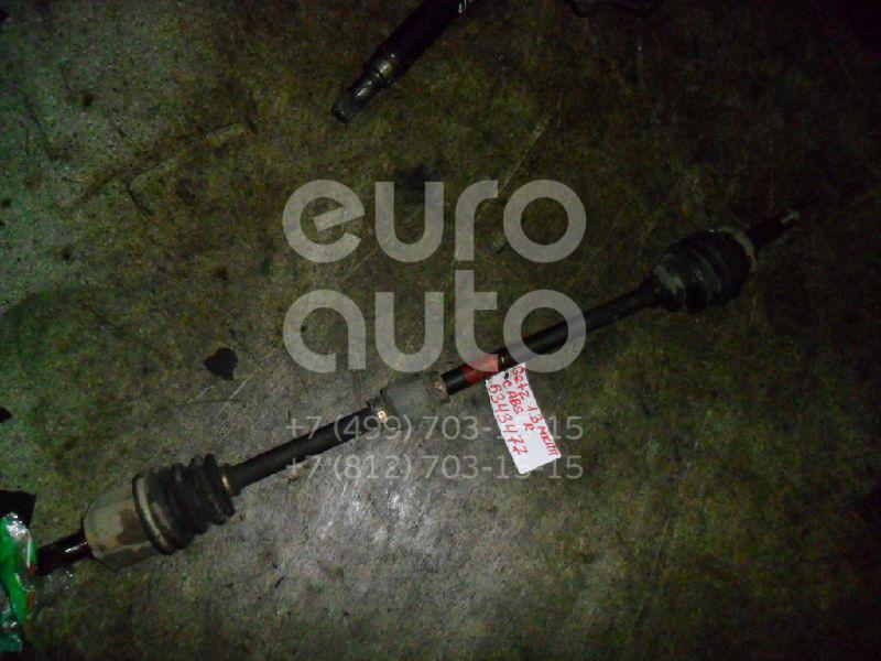 Полуось передняя правая для Hyundai Getz 2002-2010 - Фото №1