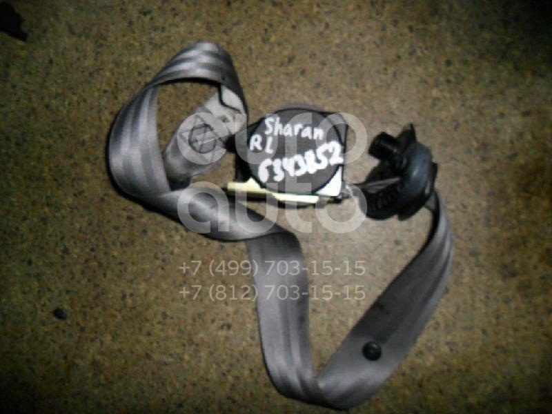 Ремень безопасности для Ford Sharan 2000-2006;Sharan 1995-1999;Alhambra 1996-2001;Galaxy 1995-2006 - Фото №1