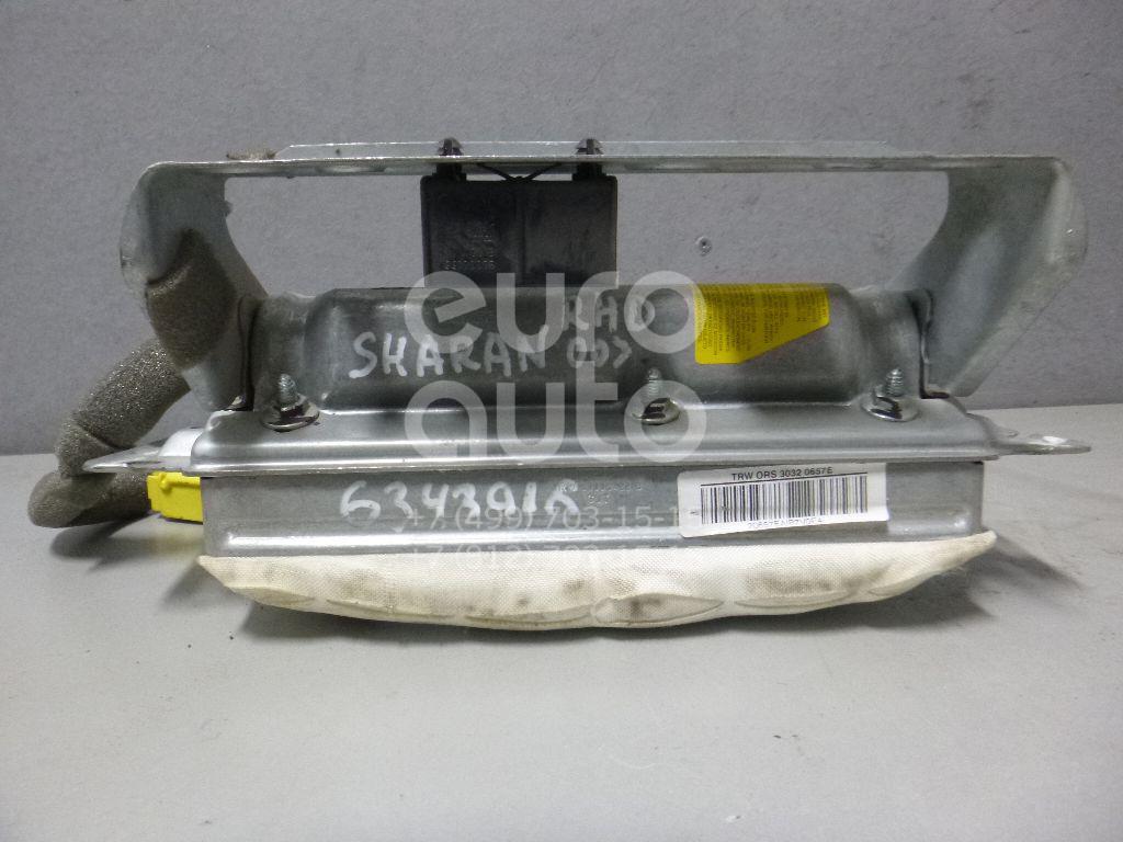 Подушка безопасности пассажирская (в торпедо) для VW,Ford,Seat Sharan 2000-2004;Galaxy 1995-2006;Sharan 2004-2010;Alhambra 2000-2010 - Фото №1