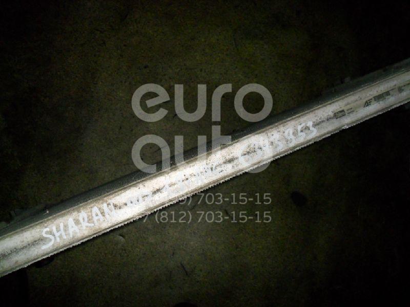 Радиатор основной для Seat Sharan 2000-2006;Galaxy 1995-2006;Sharan 2006-2010;Alhambra 2001-2010 - Фото №1