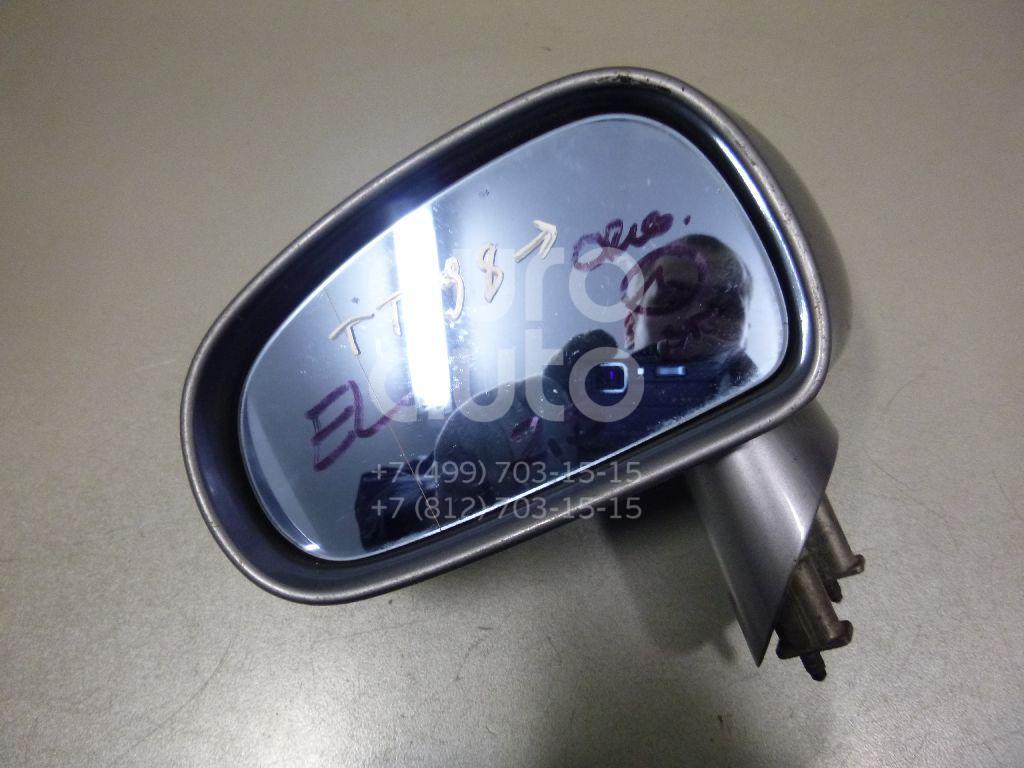 Зеркало левое механическое для Audi TT(8N) 1998-2006 - Фото №1