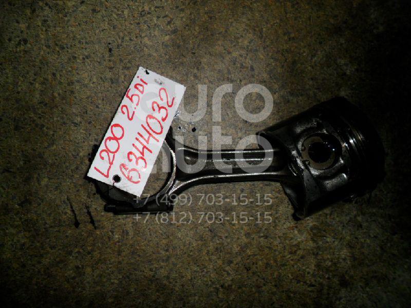 Поршень с шатуном для Mitsubishi L200 (KB) 2006> - Фото №1