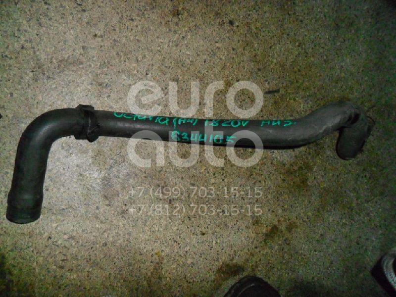 Патрубок радиатора для Skoda Octavia 1997-2000 - Фото №1