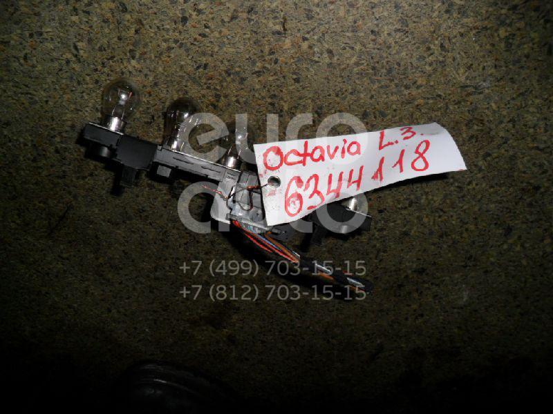 Плата заднего фонаря правого для Skoda Octavia 1997-2000 - Фото №1