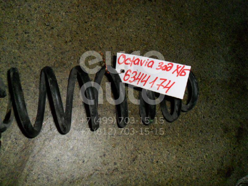 Пружина задняя для Skoda Octavia 1997-2000 - Фото №1
