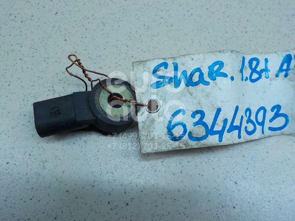Датчик детонации для Skoda Sharan 2000-2006;A2 [8Z0] 2000-2005;A3 (8L1) 1996-2003;TT(8N3) 1998-2006;Octavia (A4 1U-) 2000-2011;Leon (1M1) 1999-2006;A6 [C6,4F] 2005-2011;Toledo II 1999-2006;Golf IV/Bora 1997-2005;Sharan 1995-1999 - Фото №1