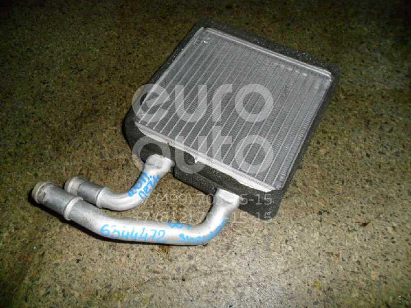 Радиатор отопителя для VW,Seat,Ford Sharan 2000-2006;Sharan 1995-1999;Alhambra 1996-2001;Galaxy 1995-2006 - Фото №1